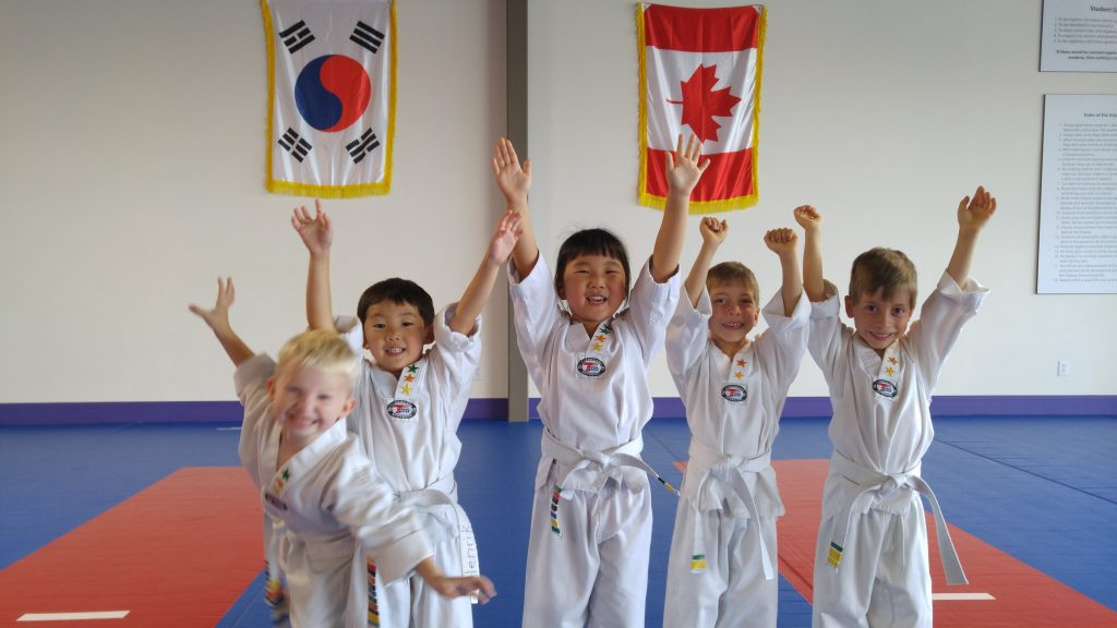 Hong Park Tae Kwon Do Kids